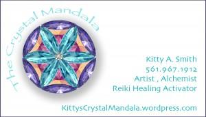 Crystal Mandala BizCard Ad (2)